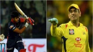 Highlights, IPL 2018, CSK vs DD, Full Cricket Score and Updates, Match 30 at Pune: CSK win by 13 runs