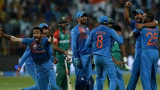 On This Day in 2016: last-over thriller between India an Bangladesh results in most enticing T20I match
