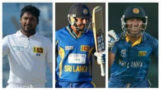 Sri Lanka's midas touch on tour of Bangladesh 2013-14