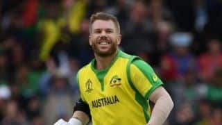 Run-machine Warner 'so grateful' for World Cup chance