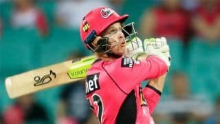 BBL: Sydney Sixers beat table-toppers Hobart Hurricanes, jump to second spot