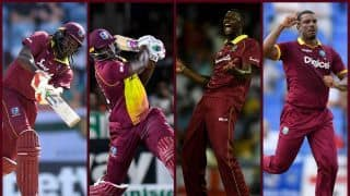 West Indies World Cup squad: Andre Russell back, Shannon Gabriel named