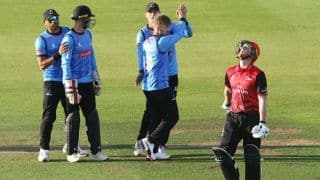 T20 Blast: Stokes return not enough as Sussex beat Durham to seal final berth