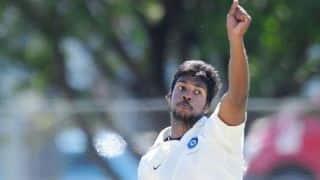 Varun Aaron eyes comeback trail