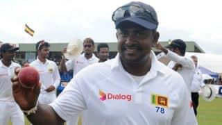 Rangana Herath: Dream to win Tests in India