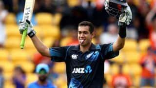 India vs New Zealand, 5th ODI at Wellington