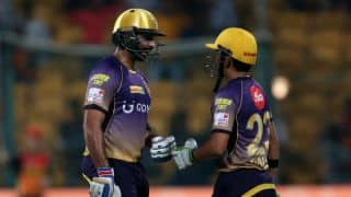 Sunrisers Hyderabad (SRH) vs Kolkata Knight Riders (KKR), Eliminator, IPL 2017 Playoffs: Gautam Gambhir's heroics under pressure and other highlights