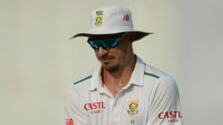 Dale Steyn skips nets practice ahead of India vs South Africa 2015, 4th Test at Delhi