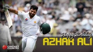 Azhar Ali: Story of Pakistan's rising star compiled in 15 points