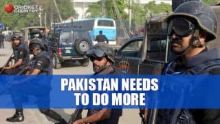 Pakistan may have to maintain war-footing for future tournaments