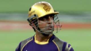 Robin Uthappa, Gautam Gambhir help Kolkata Knight Riders start run-chase well against Delhi Daredevils