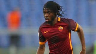 Gervinho joins Chinese club Hebei China Fortune Football Club from AS Roma