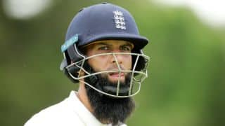Moeen Ali fails to score big in Ashes tour game