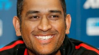 MS Dhoni says India not worried about facing fast bowling on New Zealand tour