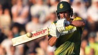 Faf du Plessis shoots down AB de Villiers comeback rumours