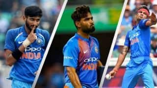 India vs New Zealand, 1st T20I: Rishabh Pant, pacers in focus for India