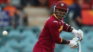 Marlon Samuels scores 8th century in ICC Cricket World Cup 2015 match 15 against Zimbabwe