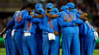 India first team to whitewash Australia at home in three-match series across formats