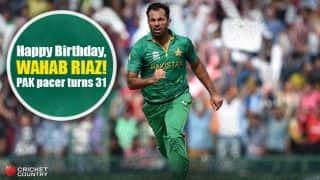Happy Birthday Wahab Riaz: Pakistan pacer turns 31