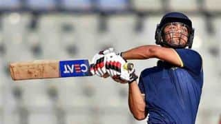 Board President's XI vs England Lions: Ishan Kishan unbeaten 40 to enable BPXI reach 134/5 on Day 1