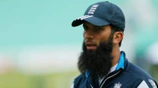 England all-rounder Moeen Ali calls for a year's delay of the Hundred