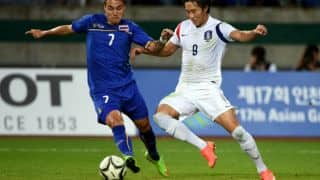 Koreas to face-off in football finals