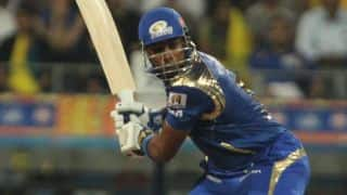 On This Day in IPL: Kieron Pollard's all-round performance leads Mumbai Indians to a thrilling win over Rajasthan Royals