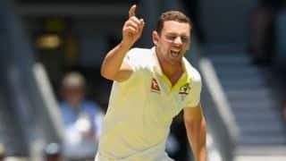 भारत दौरे से बाहर हो सकते हैं ऑस्ट्रेलियाई तेज गेंदबाज जोश हेजलवुड