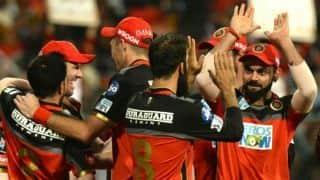 In Pictures: RCB vs SRH, IPL 2018