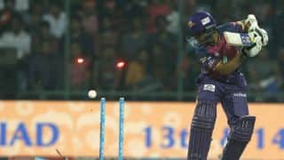 Photos: DD vs RPS, IPL 2017, Match 52 in Delhi