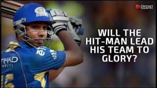 MI in IPL 2015: Rohit's men approach upcoming season with renewed vigour