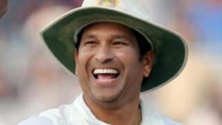 Tendulkar suggests ways to MCA for improving talent pool