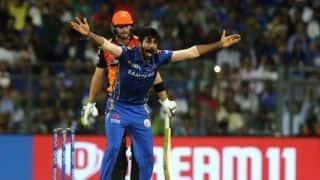 Live Cricket Score: Mumbai qualify for playoffs beating Sunrisers Hyderabad, India, England dominate ICC rankings