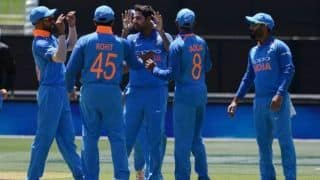 India Vs New Zealand: Here's Probable team India XI for 1st ODI in Napier