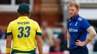 The Ashes 2017-18: Shane Watson wants Ben Stokes banned from series