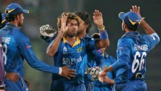 Live Updates: Sri Lanka win by 27 runs via D/L method