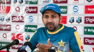 Sarfraz: Looking to maintain our record against India in Champions Trophy