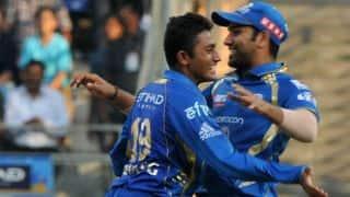Kolkata Knight Riders vs Mumbai Indians Live Cricket Score IPL 2015: Match 1 at Eden Gardens