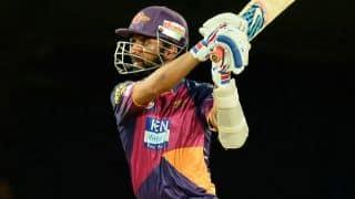 Ajinkya Rahane leads Rising Pune Supergiants to 19-run win over Delhi Daredevils via D/L method in IPL 2016 Match 49
