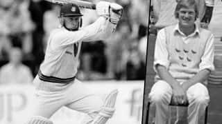 When Marks & Spencer entered a cricket scoreboard