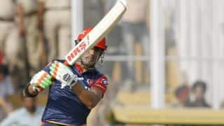 Gautam Gambhir equals record of most fifties in Indian T20 League during Punjab-Delhi clash