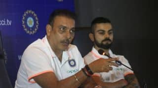 We will never make excuses about pitch and condition: Ravi Shastri