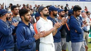 India look to maintain top spot in ICC Test Rankings