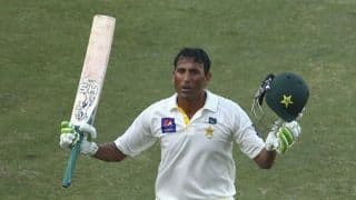 Pakistan vs Australia 2014: Younis Khan considered skipping Tests