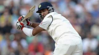 Cheteshwar Pujara dismissed; India in trouble at 30 for 3 on Day 3 of 5th Test at The Oval