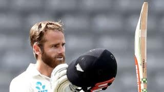 Kane Williamson hails Martin Crowe as New Zealand's best batsman after slamming 18th Test ton