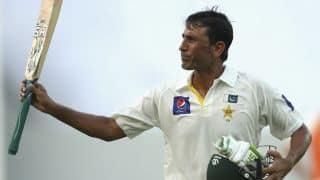 Younis Khan falls short of 16,000 runs in First-Class cricket, during Pakistan vs Somerset tour match