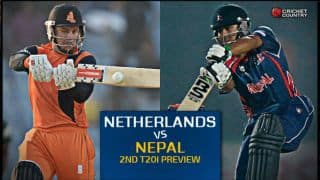 Netherlands vs Nepal 2015, 2nd T20I at Rotterdam, preview: Hosts look to continue winning momentum