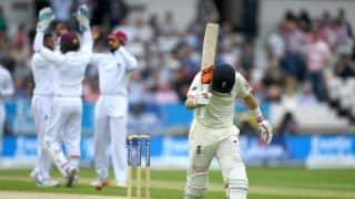 England vs West Indies, 2nd Test: Visitors make late inroads to dent hosts' progress at tea on Day 1