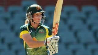 ICC Women's World Cup 2017, warm-ups: Australia dominate Pakistan; beat them by 8 wickets